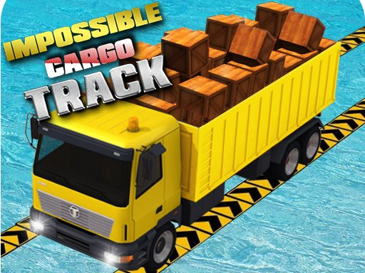 Play Impossible Cargo Track Game