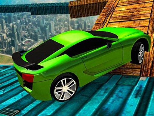 Play Car Stunt Mega Ramp Game