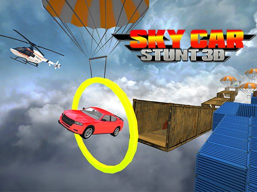 Play Sky Car Stunt 3D Game