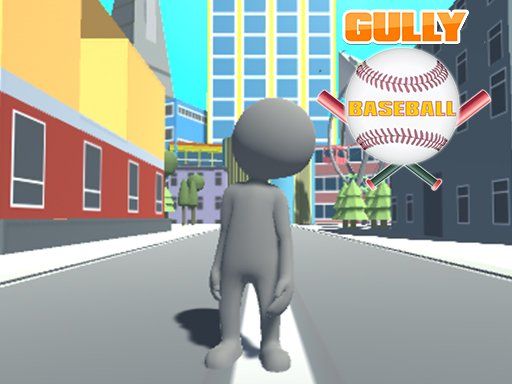 Play Gully Baseball Game