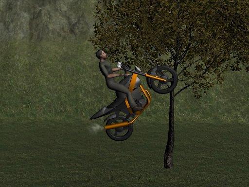 Play Mountain Bike Rider Game