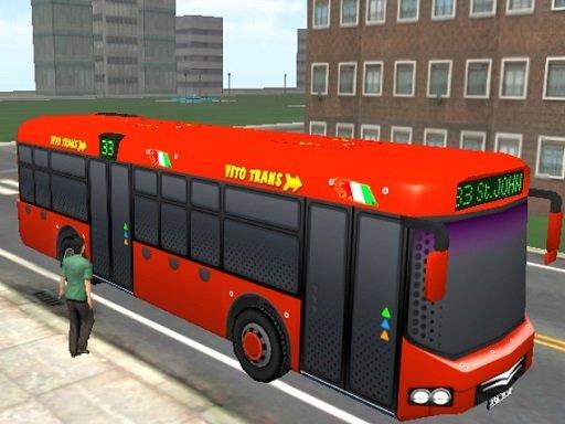 Play Bus Simulator Public Transport Game