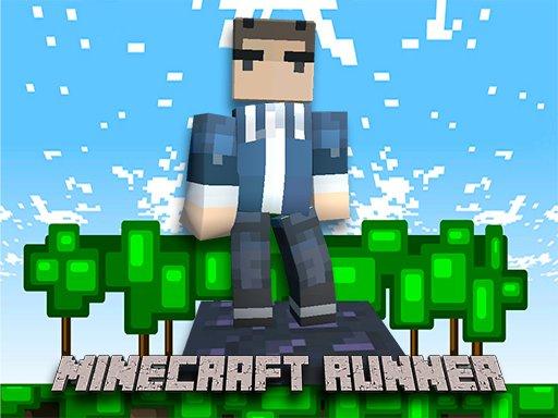 Play Minecraft Runner Game