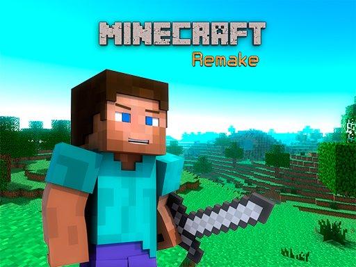 Play Minecraft Remake Game