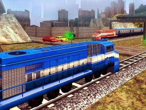 Play Train Simulator 2020 Game