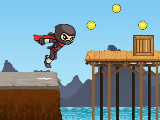 Play Ninja Runner Game