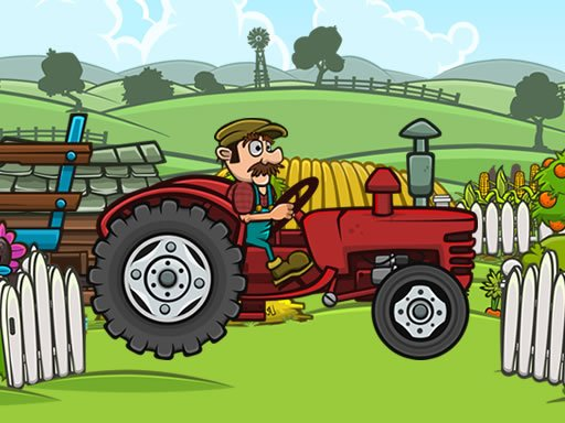 Play Tractor Delivery Game