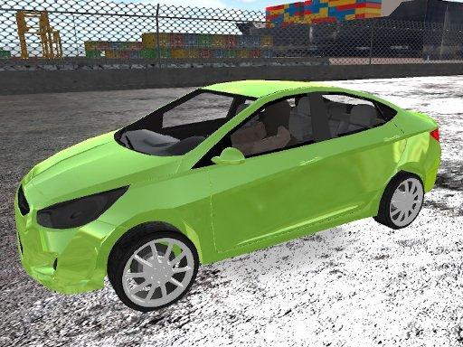 Play Car Parking Simulator Game