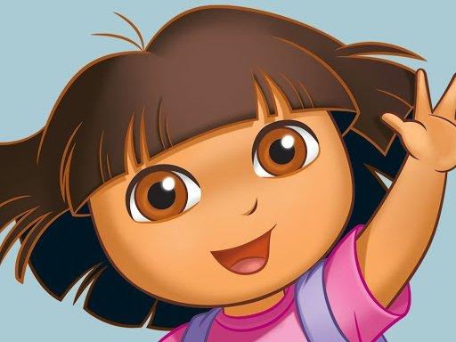 Play Dora Diamond Hunt Game