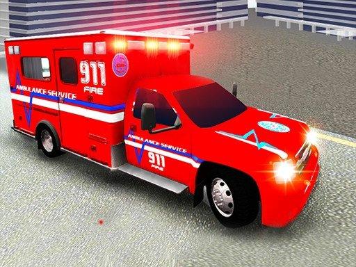 Play Ambulance Simulator Game