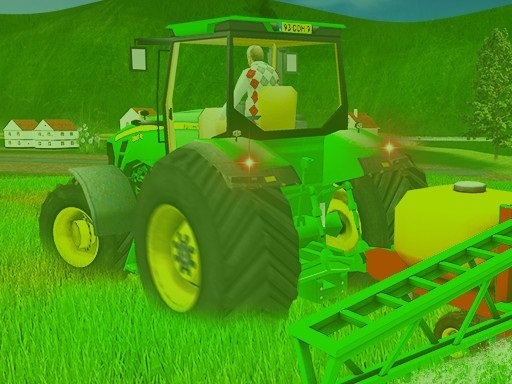 Play Tractor Farming Game