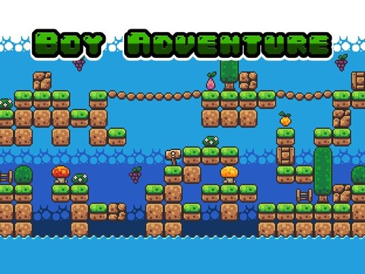Play Boy Adventure Game