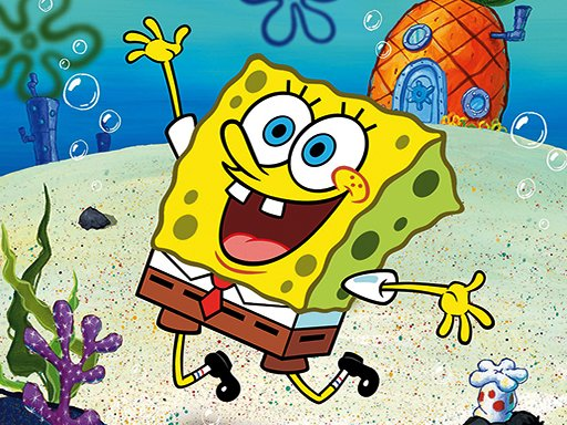 Play SpongeBob Jumping Adventure Game