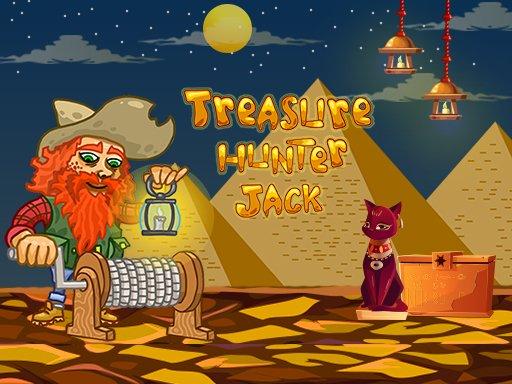 Play Treasure Hunter Jack Game