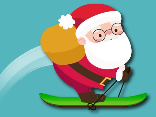 Play Avalanche – Santa Ski Xmas Game