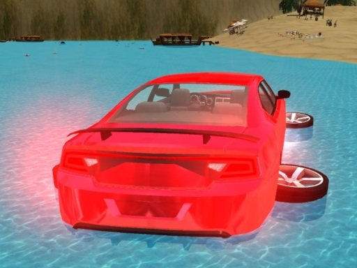 Play Floating Water Surfer Car Game