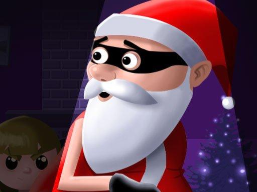 Play Santa or Thief? Game