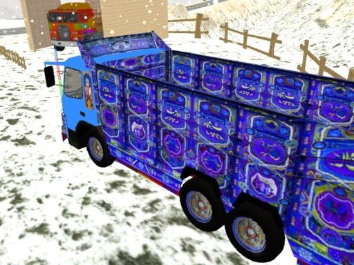 Play Indian Cargo Driver Game