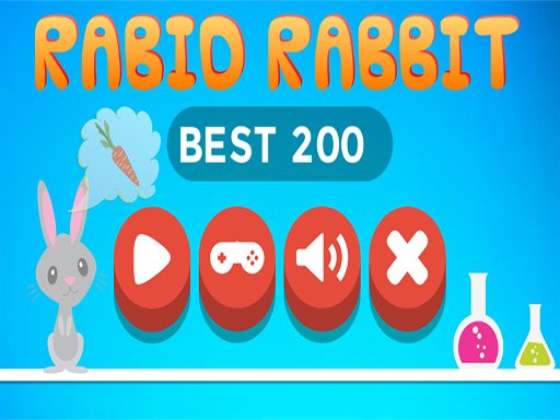 Play FZ Rabid Rabbit Game