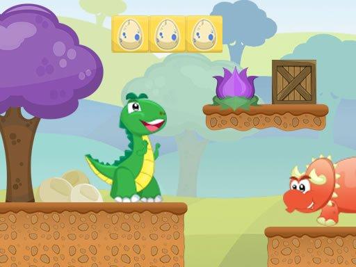 Play Little Dino Adventure Returns Game