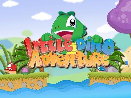 Play Little Dino Adventure Game