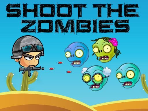 Play Shooting The Zombies Game