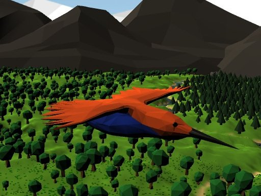 Play Bird Simulator Game