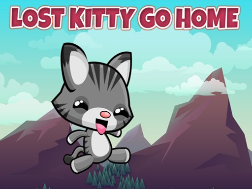 Play Lost Kitty Go Home Game