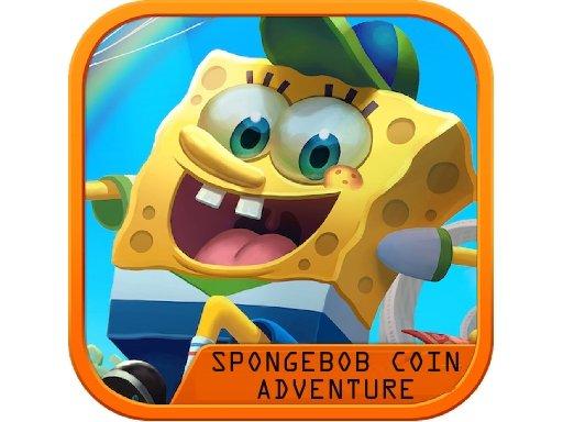 Play Spongebob Coin Adventure Game