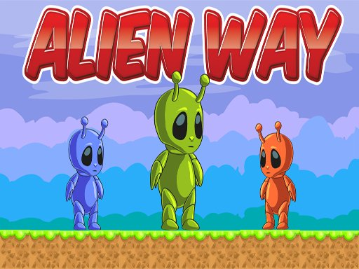 Play Alien Way Game
