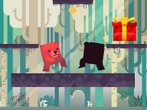 Play Bear Adventure Game