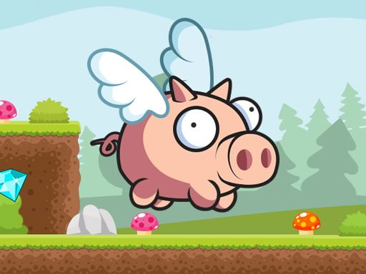 Play Oink Run Game