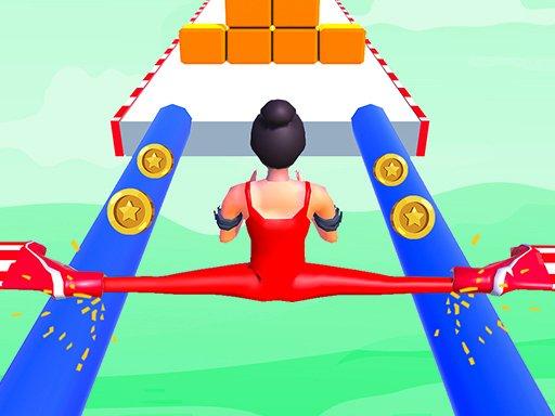 Play High Giant Heels Rush Run 3D Game