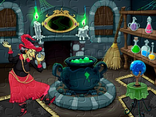 Play The Witch Room Game