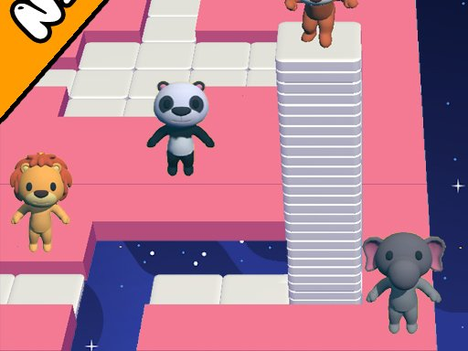 Play Stacky Dash Master Game