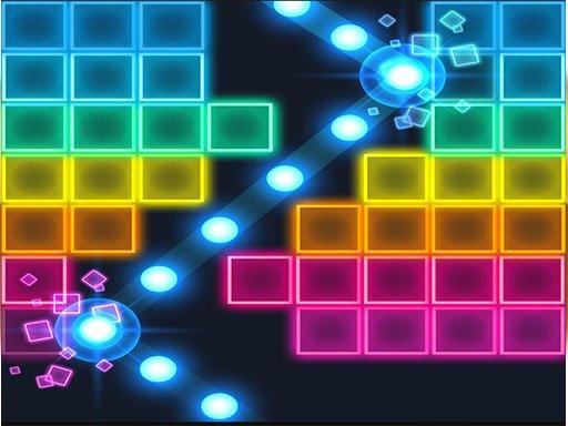 Play N.e.o.n Bricks Game