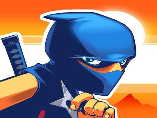 Play Up Down Ninja Game