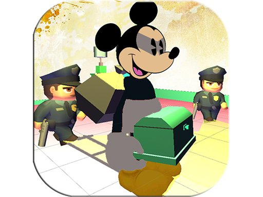 Play Mickey Loot Mouse Game