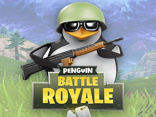 Play Penguin Battle Royale Game