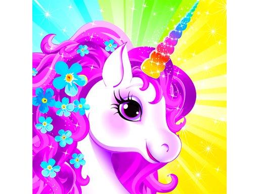 Play Unicorn Dress Up like Princess Game