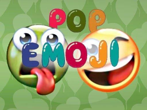 Play Pop Emoji – Baby Balloon Popping Game