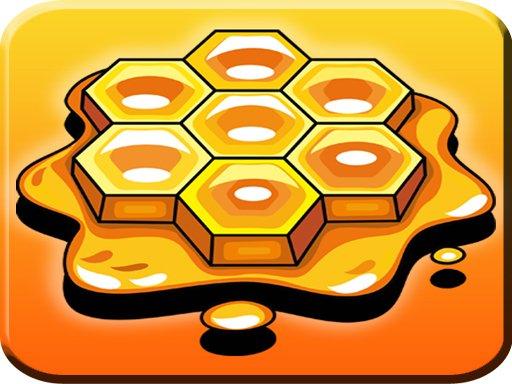 Play Honey Hexa Puzzle Game