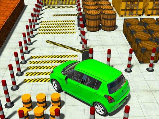 Play Car Parking Real Simulation Game