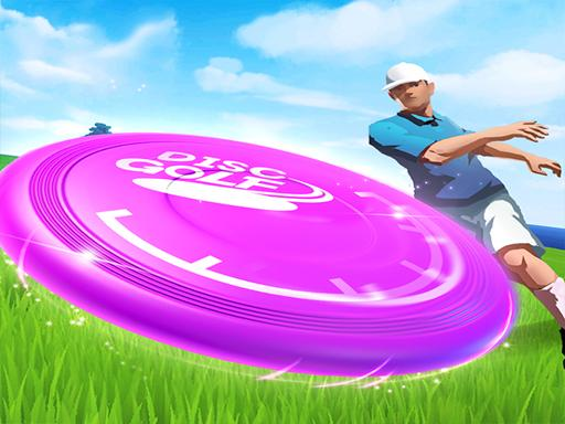 Play Disc Golf Online Game