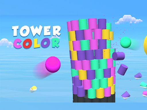 Play Color Tower Game
