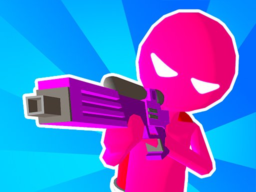 Play Paint Gun Color Shooter Game