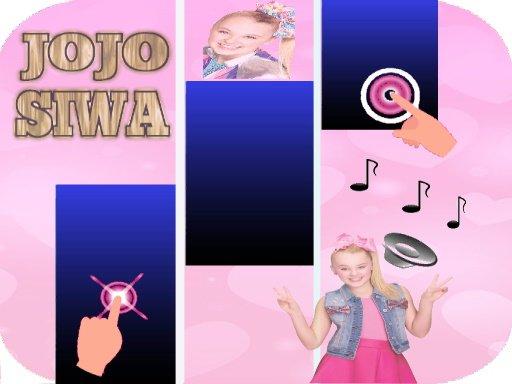 Play JoJo Siwa Piano Tile Game