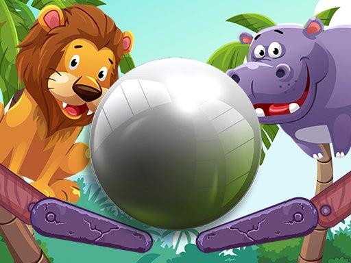 Play Zoo Pinball Game