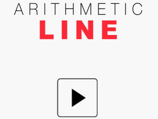Play Arithmetic Line Fun Game