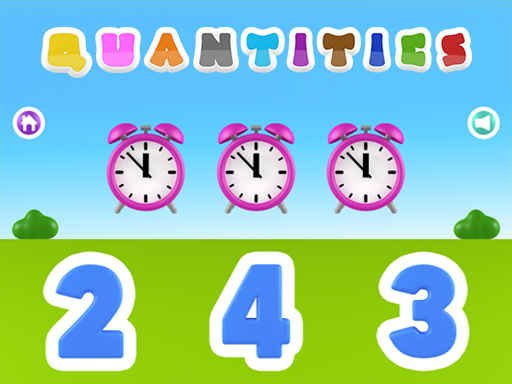 Play Quantities Game